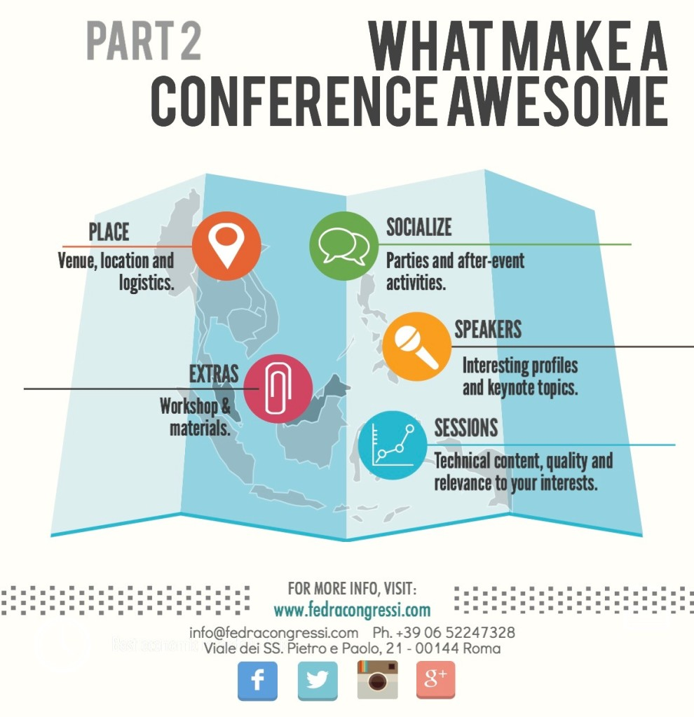 what make a conference awesome