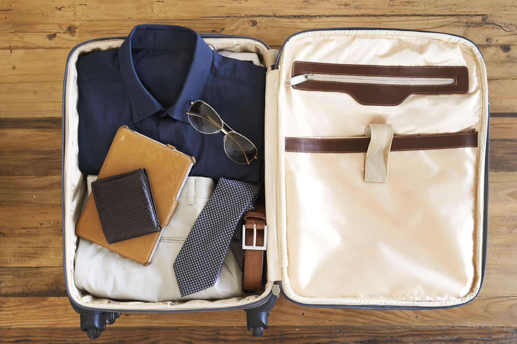 Travelling: Did You Forget Anything? [Infographic]