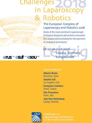 Challenges in Laparoscopy & Robotics 2018 – Leipzig, June 28th-30th, 2018