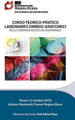Landmarks Embrio – Anatomici Della Chirurgia Pelvica ed Addominale