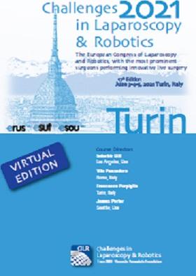 Challenges In Laparoscopy & Robotics 2021, Virtual Edition, June 3-4-5 2021